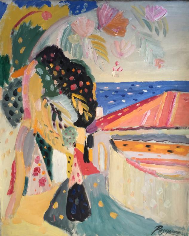 Gursuf Lane, 2001