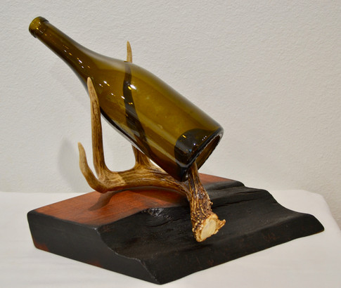 Mesquite Wine Presenter