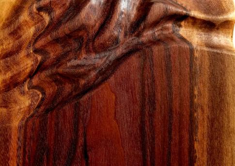 Carved Walnut