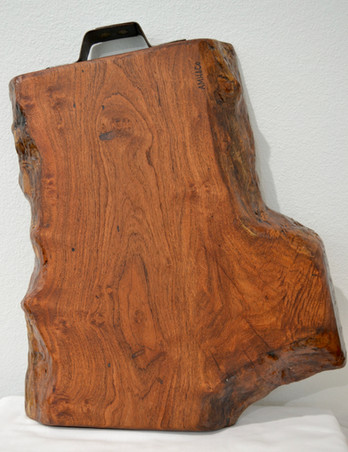 Tx Mesquite Cutting/Serving Slab $415