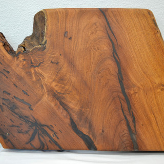 Texas Mesquite Cutting/Server - SOLD