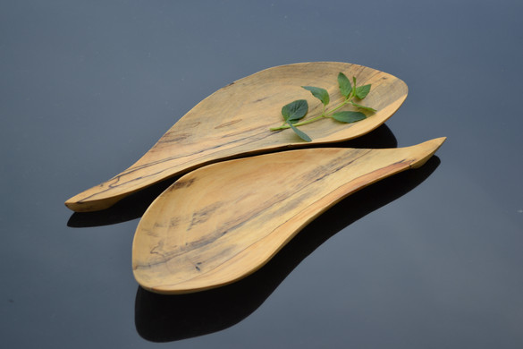 Spalted Maple Dish