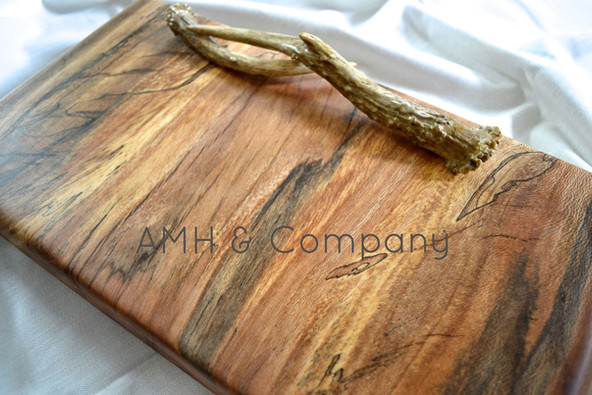 Sycamore Cutting_Serving Slab - SOLD