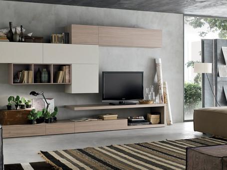 L'autenticita del legno e i dettagli originali rinnovano il look di Seta e del living contemporaneo