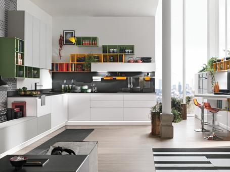 Infinity: La cucina moderna con infinite possibilità di scelta