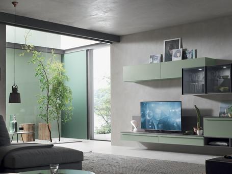 Il legno vira al grigio per un aspetto contemporaneo