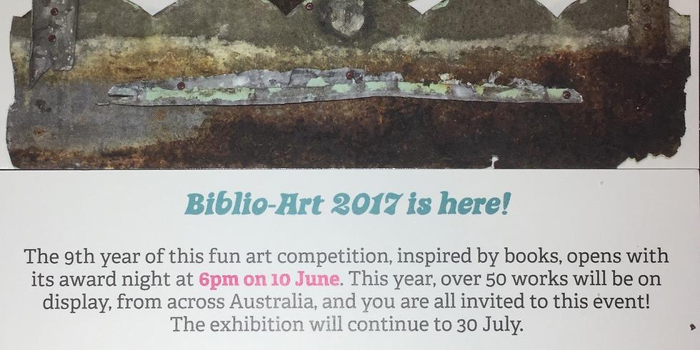 Biblio-Art 2017 Opening Night
