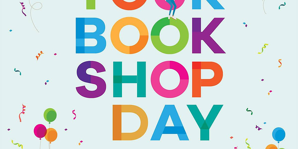 Love your Book Shop Day!