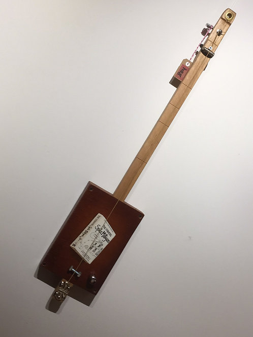 The Essential Spike Milligan Single String Guitar
