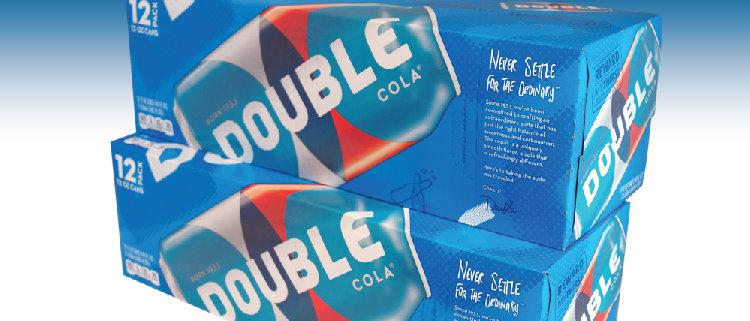 DOUBLE COLA Case
