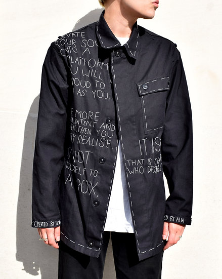 The Poet Jacket