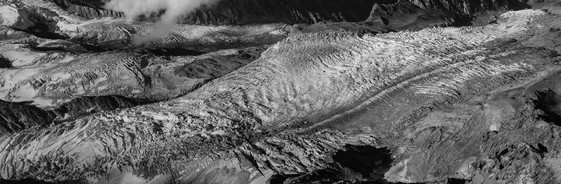 chamonix glacier