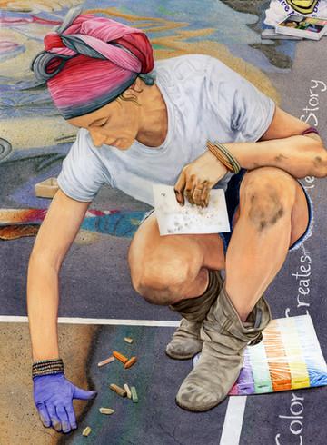 The Chalk Artist XI
