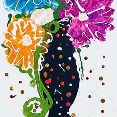 Wall Bouquet
