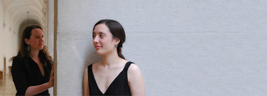 Chani & Nadja Lesaulnier - Le Petit Concert Baroque