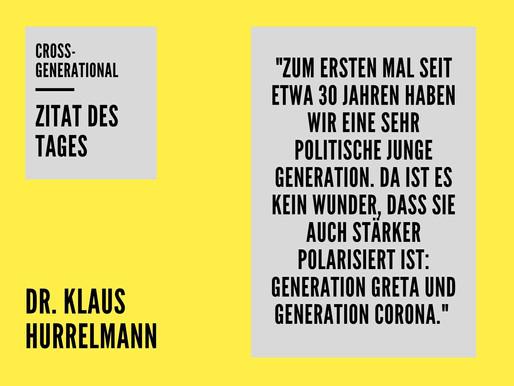 Generation Greta versus Generation Corona?
