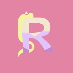 Letter R - Rapunzel