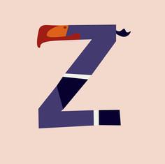 Letter Z - Zazu