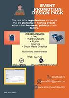 marketing poster event promotion design