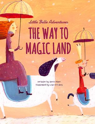 The way to magic land