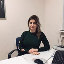 Ника Прокопьева - менеджер по работе с к