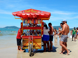 Canasvieiras Beach, Florianopolis,