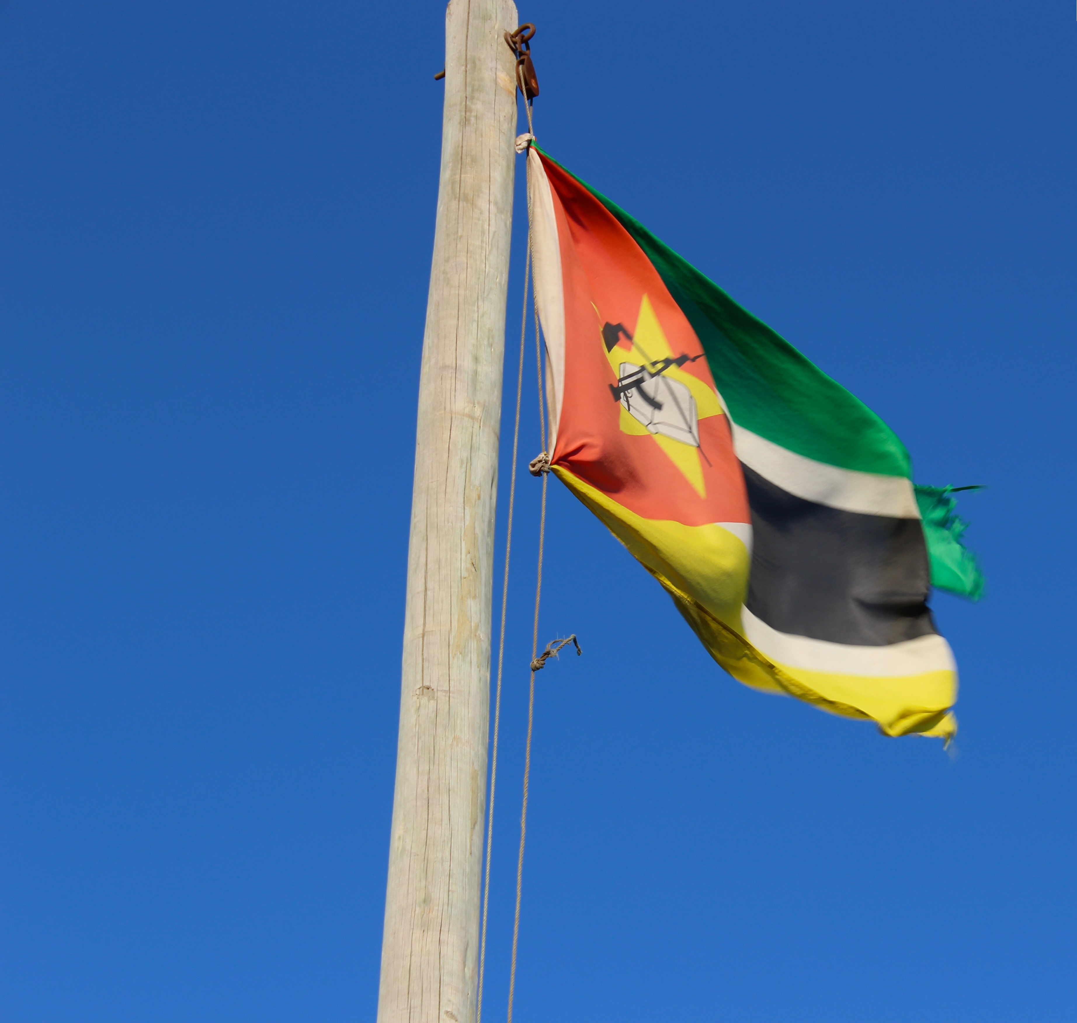 Mozambican flag