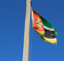 Mozambican flag