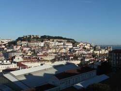 São Jorge Castle Hill, Lisbon