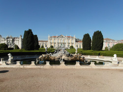 Queluz Palace, near Lisbon