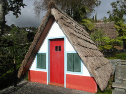 Traditional House from the island of Madeira