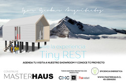 Tiny Rest MASTERHAUS/IEARQ