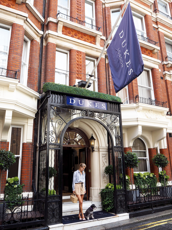 A STAY AT DUKES LONDON