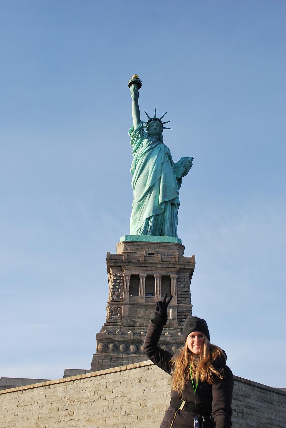 Statue of Liberty, Liberty Island, New York