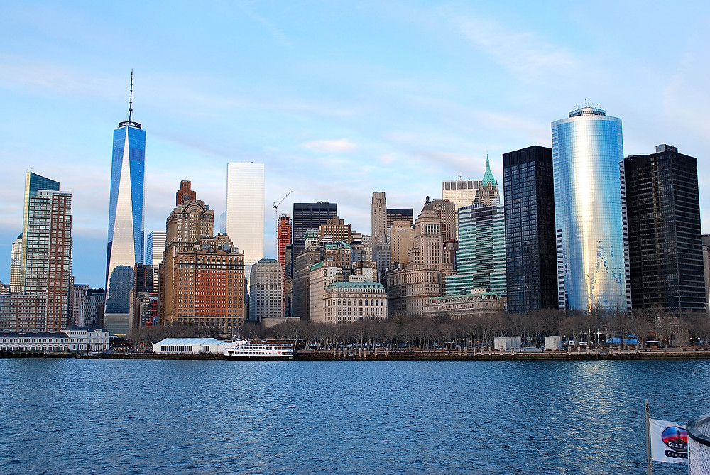 Financial District, Downtown, Manhattan, New York