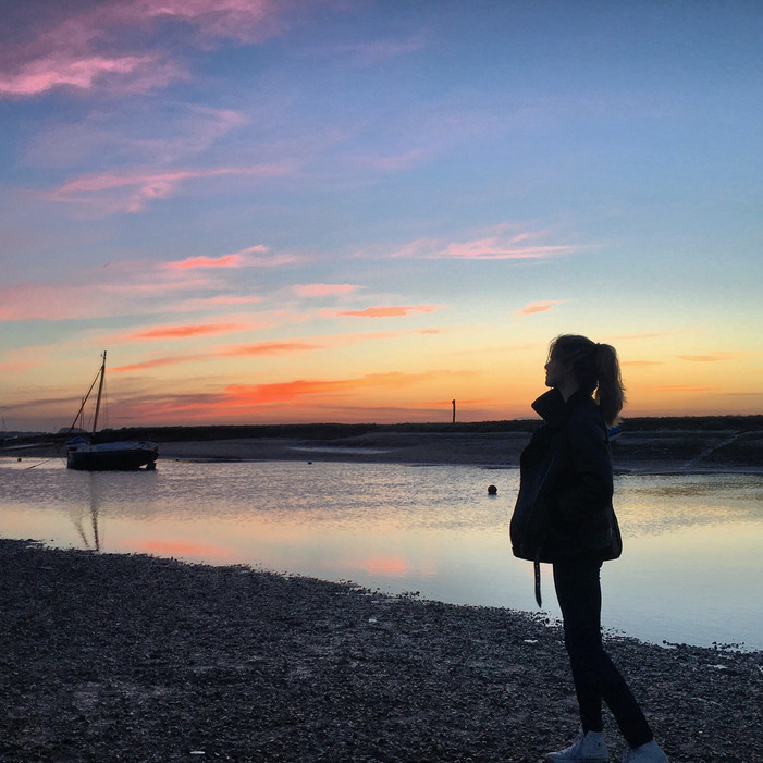 SALT MARSHES, SAND DUNES, SEALS & SUNSETS | NORFOLK