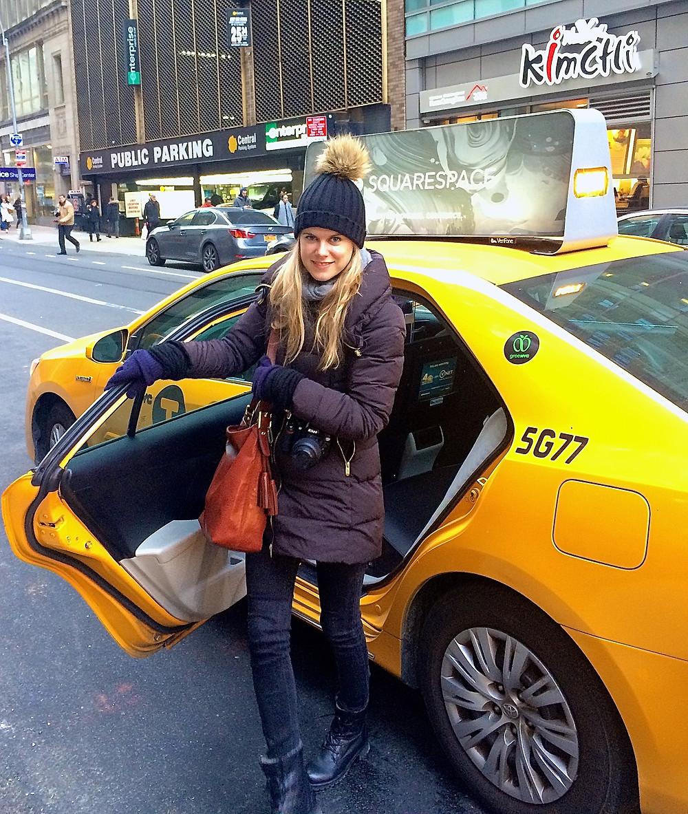Yellow Taxi, Midtown
