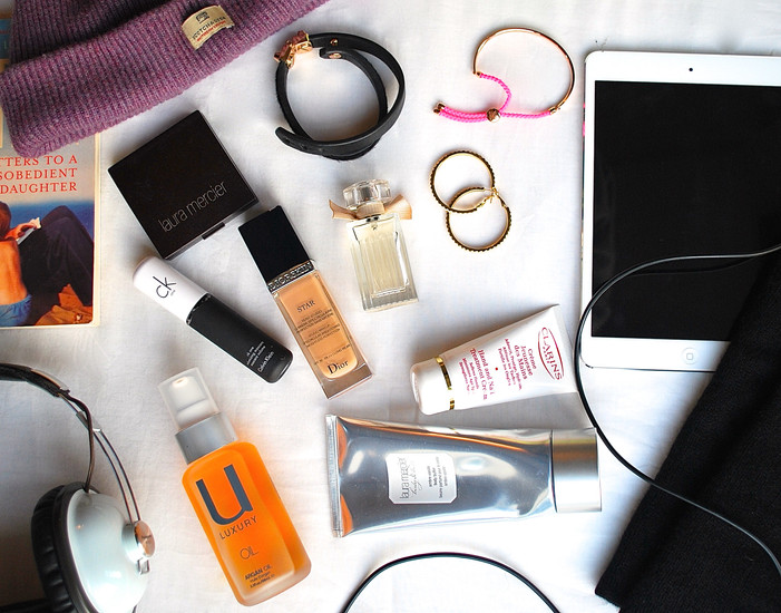 A FEW OF MY FAVOURITE THINGS – A SNEAK PEEK AT MY WEEKEND PACKING