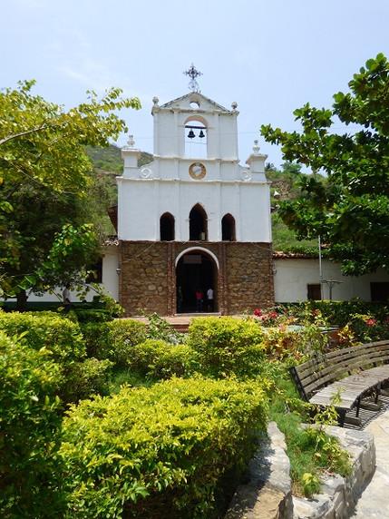 Eglise du village de Los Santos | Santander