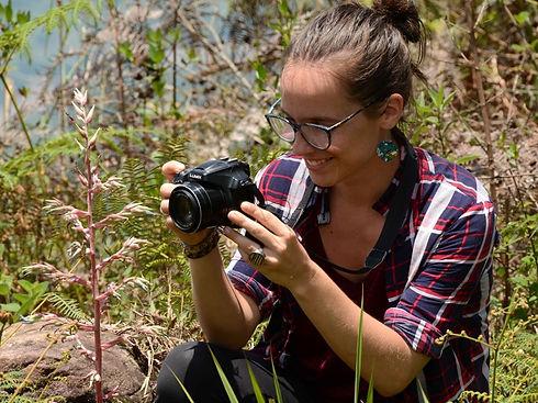 Aurélie, guide accompagnatrice en Amérique du Sud