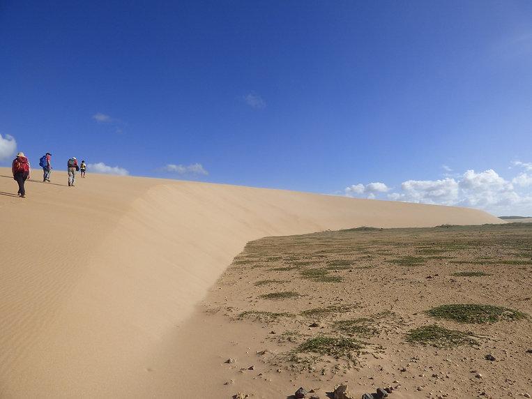 Trek dans le désert de la Guajira