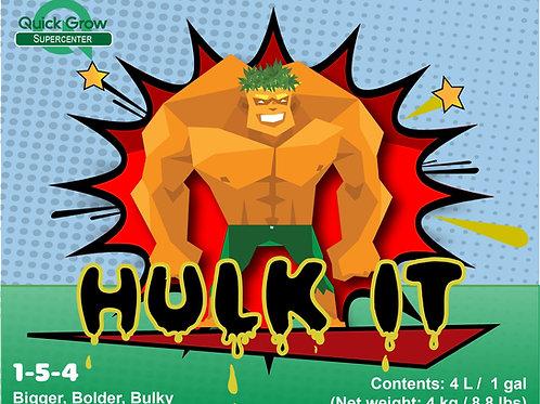 Hulk It- Pack On the Bulk