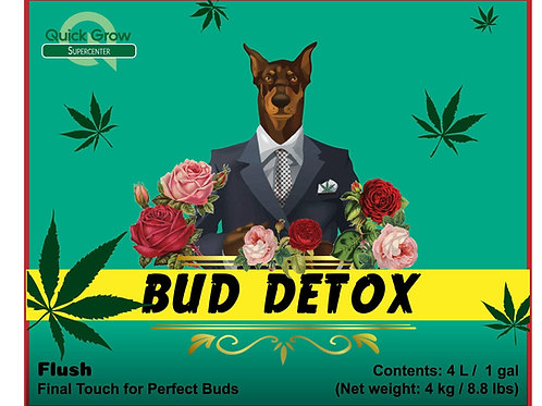 Bud Detox- So Fresh, So Clean