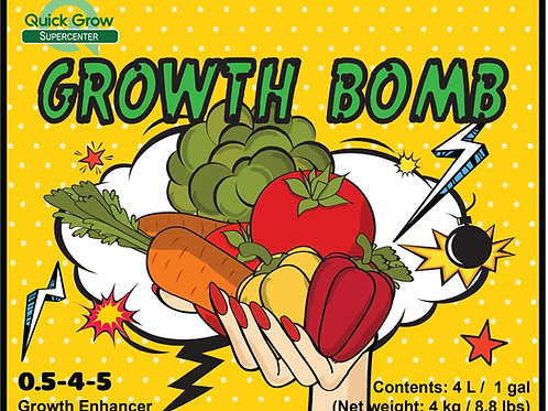 Growth Bomb- Level Up