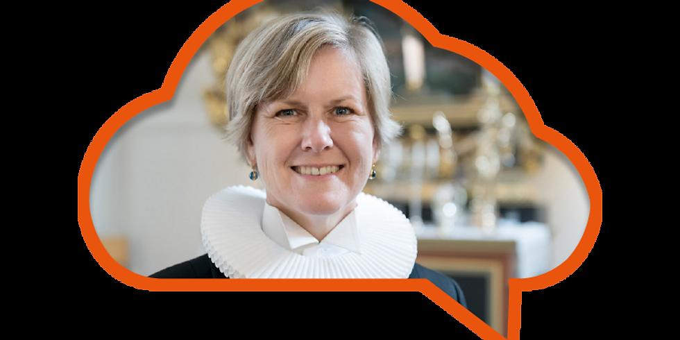 Sensommermøde v/Domprovst Gerda Jessen