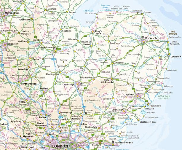 East Anglia EPOS