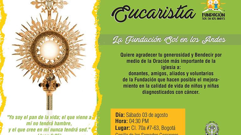 Eucaristía de agradecimiento