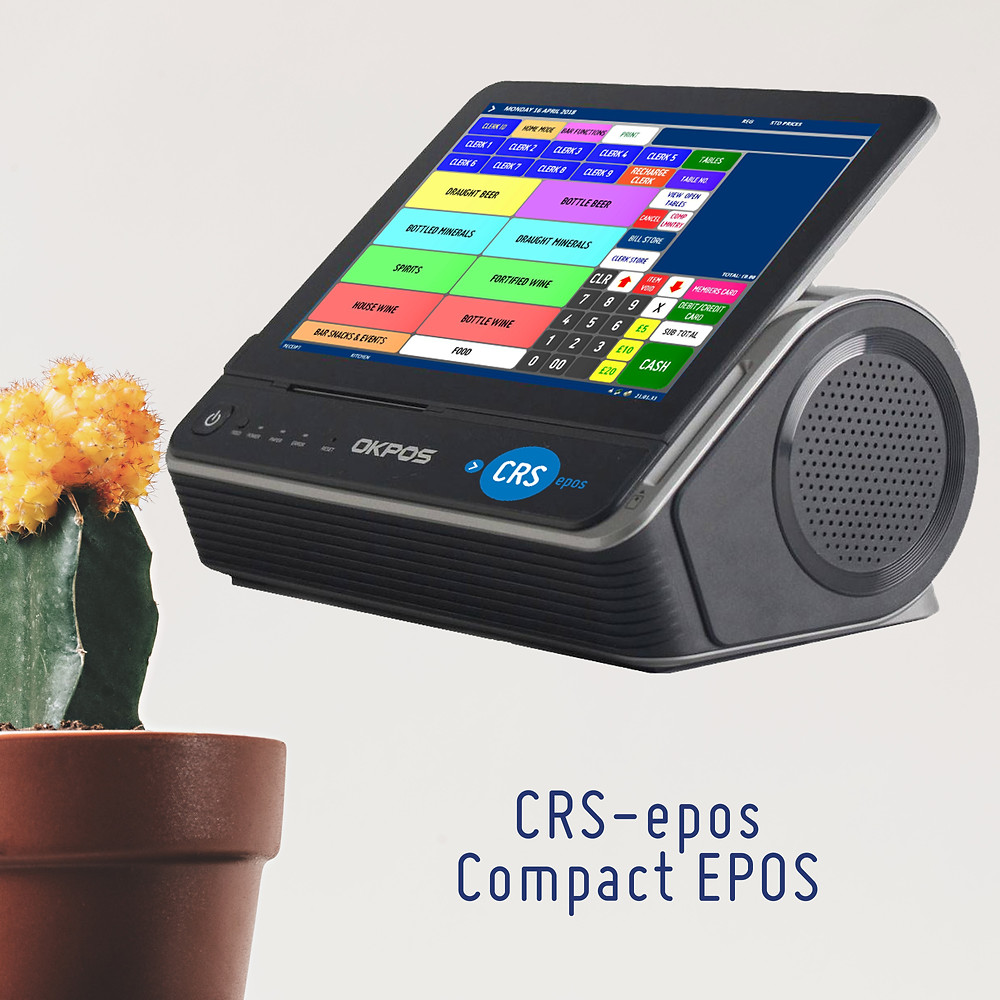 The perfect takeaway EPOS Solution?