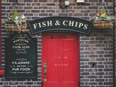 Fish & Chips EPOS Norfolk