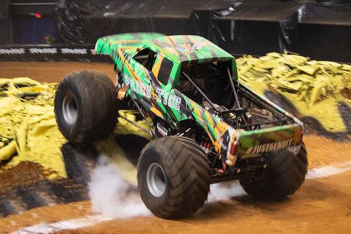 Prime Time Monster Truck 2020 Event Ashe